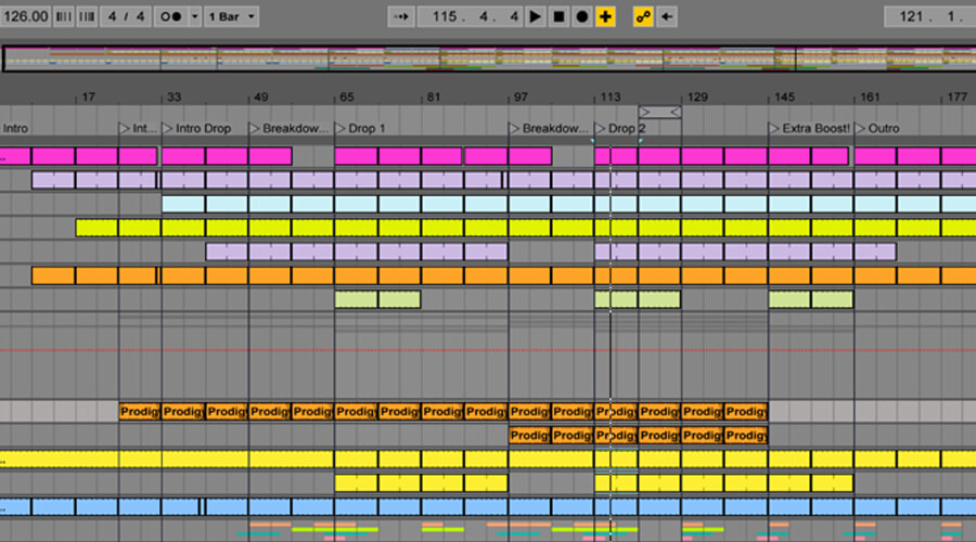Electronic Music Production with Ableton Live 9 - ADSR