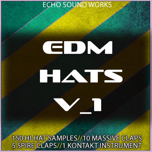 EDM Hats V.1
