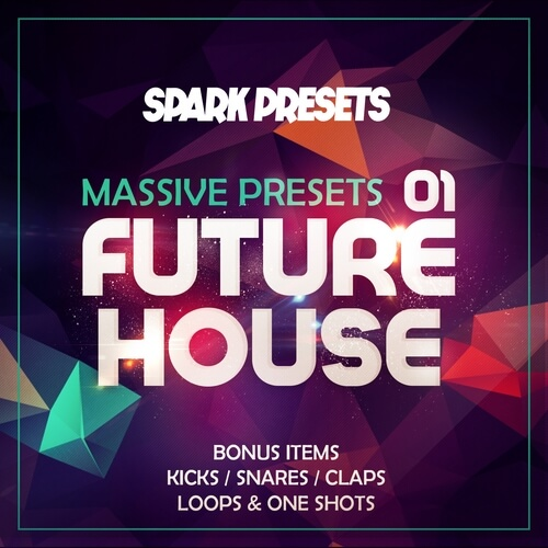 Future House - NI Massive Presets