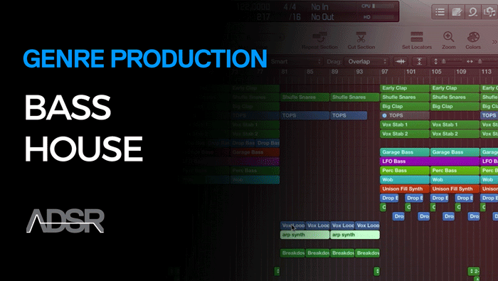 Bass House Music Production Course