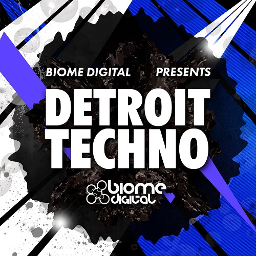 Detroit Techno Construction Kits - Audio WAV Edition