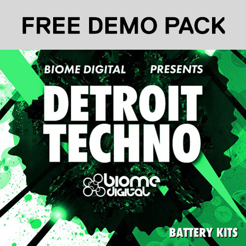 Detroit Techno Construction Kits - Battery Kits - FREE Construction Kits