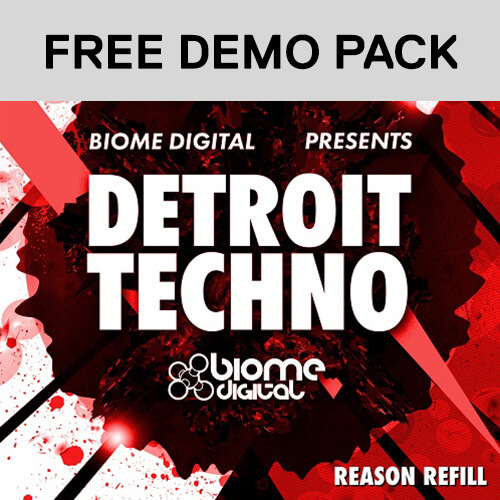 Detroit Techno Construction Kits - Reason ReFill - FREE Construction Kits