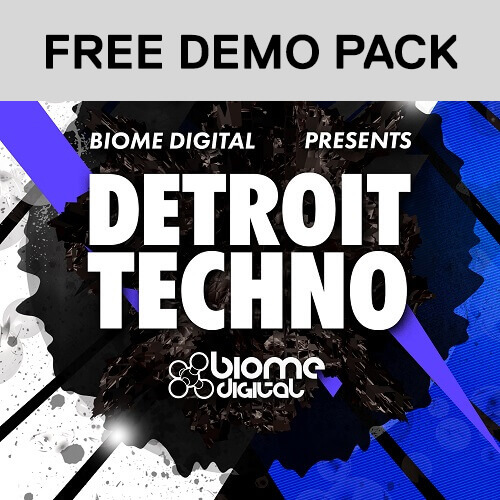 Detroit Techno Construction Kits - Audio WAV Edition - FREE Construction Kits