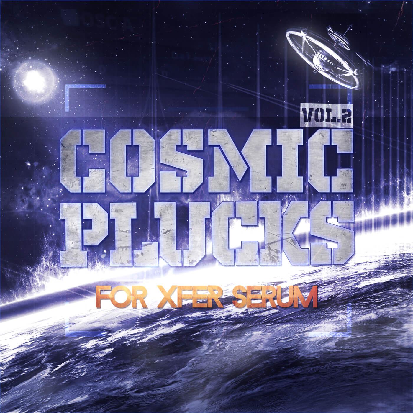 Cosmic Plucks vol. 2