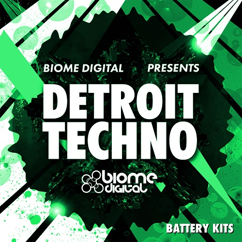 Detroit Techno (Battery) Cover