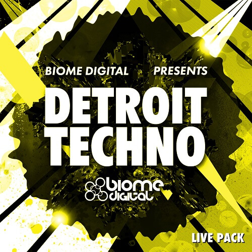Detroit Techno Construction Kits - Ableton Live Pack