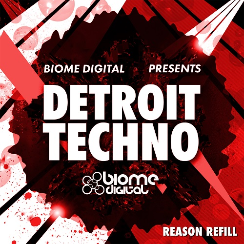 Detroit Techno (ReFill) Cover