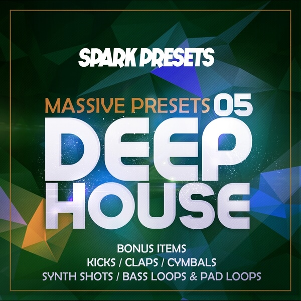 Deep House for NI Massive