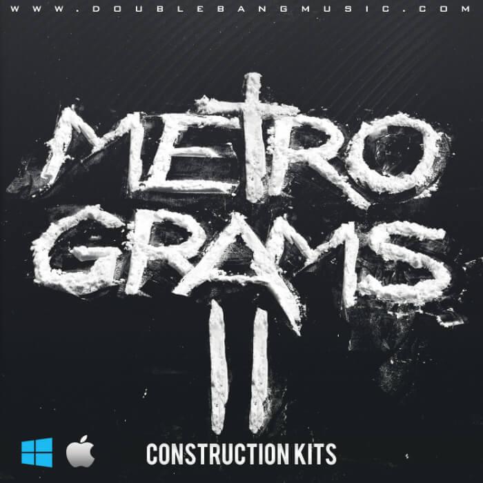 Metro Grams Vol.2 [MIDI, FLP, WAV]