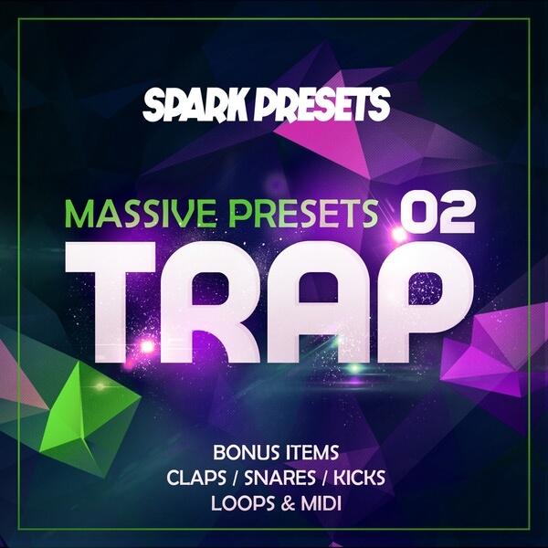 Trap - NI Massive Presets