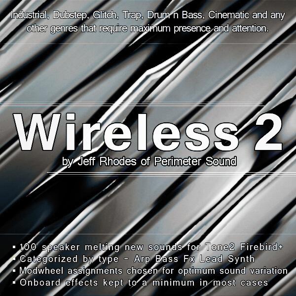 Wireless 2 : Firebird+ Patches