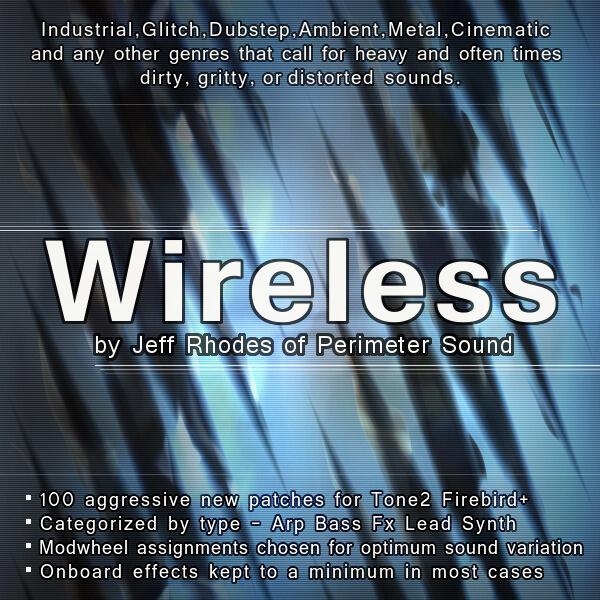 Wireless : Firebird+ Patches