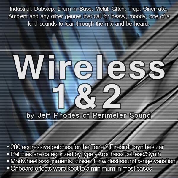Wireless 1 & 2 Bundle : Firebird+ Patches