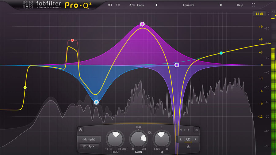 Walkthrough & Sound Design with Fabfilter Plugins - ADSR