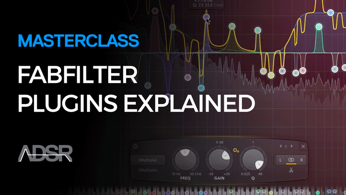 Walkthrough & Sound Design with Fabfilter Plugins