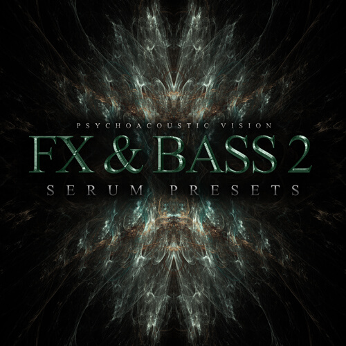 PAV FX & Bass Vol. 2 for Serum