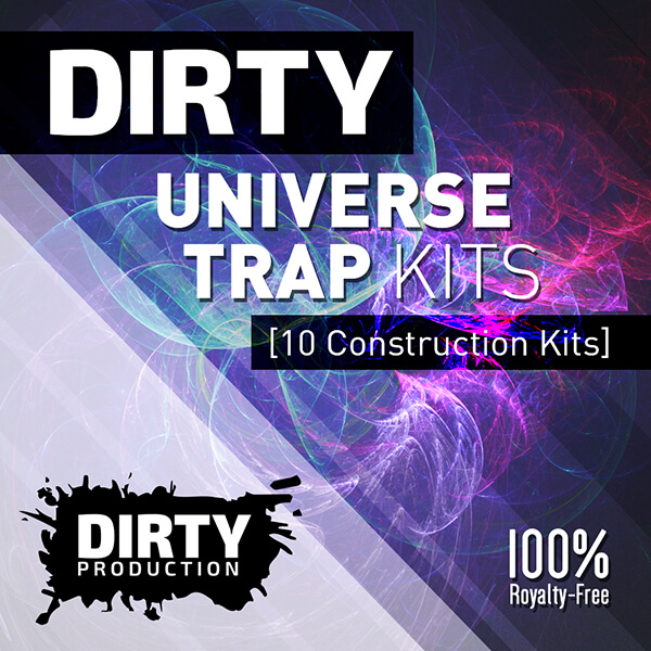 Dirty Universe Trap Kits