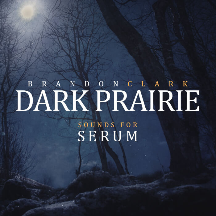 Dark Prairie - Free Presets