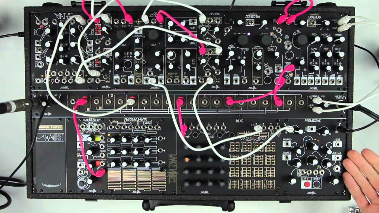 "Make Noise ""Shared System Serie"""