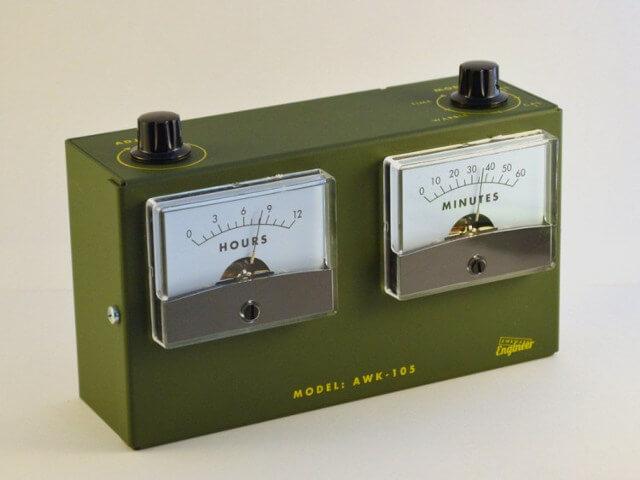 Clever - Analog Voltmeter