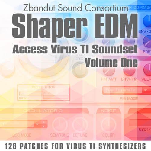 Shaper EDM Vol.1