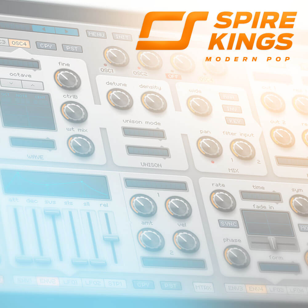 Spire Kings - Modern Pop