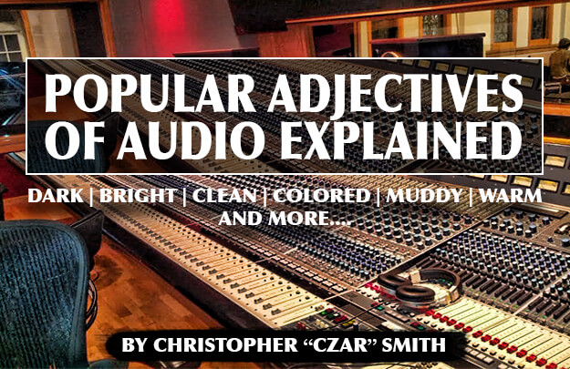 Popular Adjectives in Audio Explained
