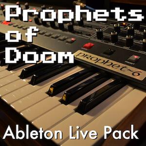 Prophets of Doom Ableton Live Pack