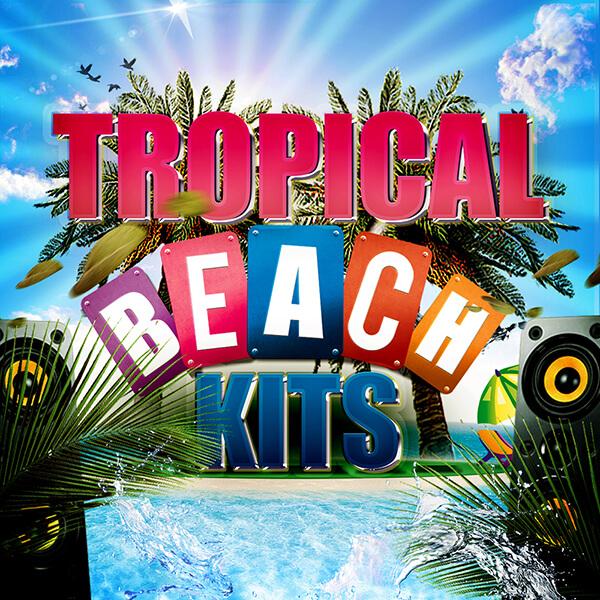 Tropical Beach Kits