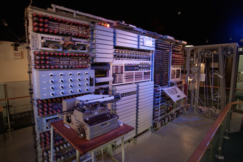 National Museum of Computing in Bletchley Park