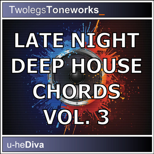 Late Night Deep House Chords Vol. 3