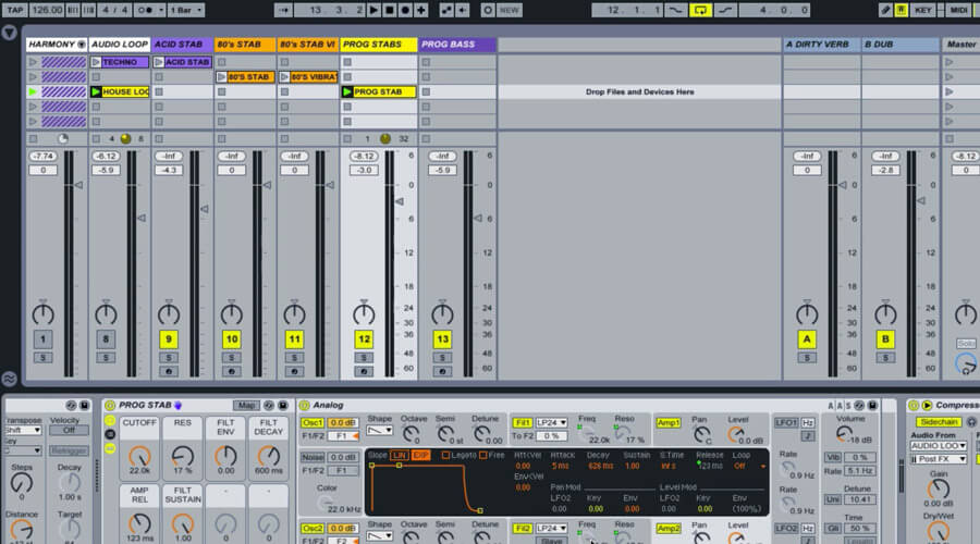 Pads & Atmospheres - Sound Design Course - ADSR