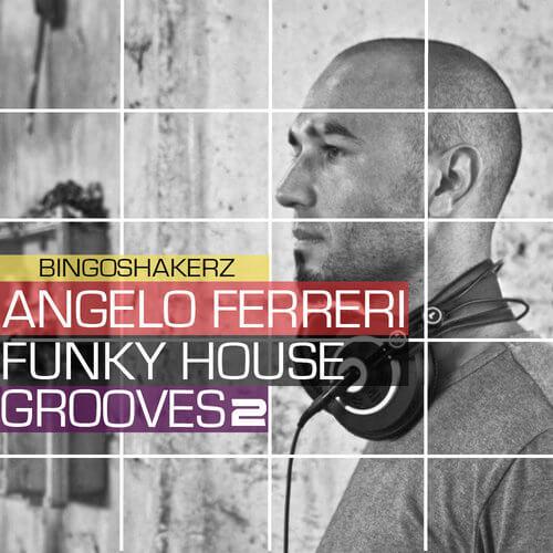 Angelo Ferreri:Funky House Grooves 2