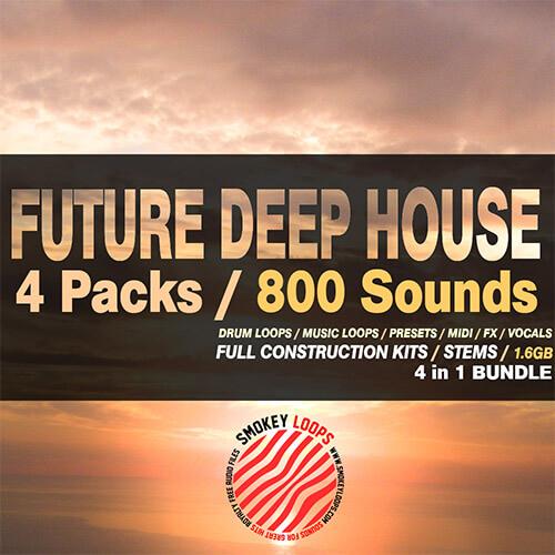 Future Deep House Bundle