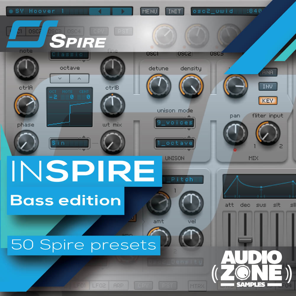 InSPIRE - Bass edition