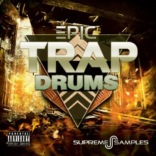Epic Trap Drums