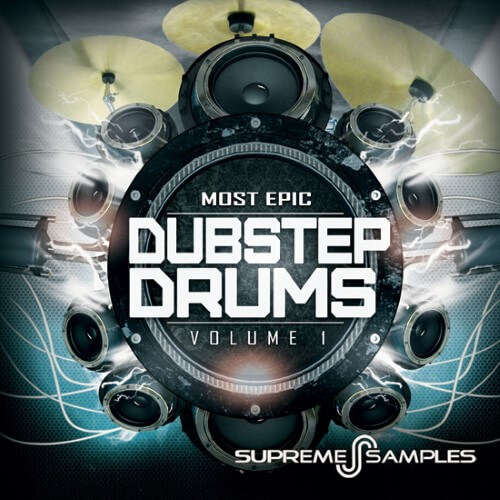 Most Epic Dubstep Drums