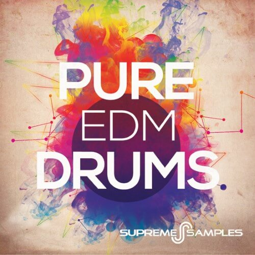 Pure EDM Drums