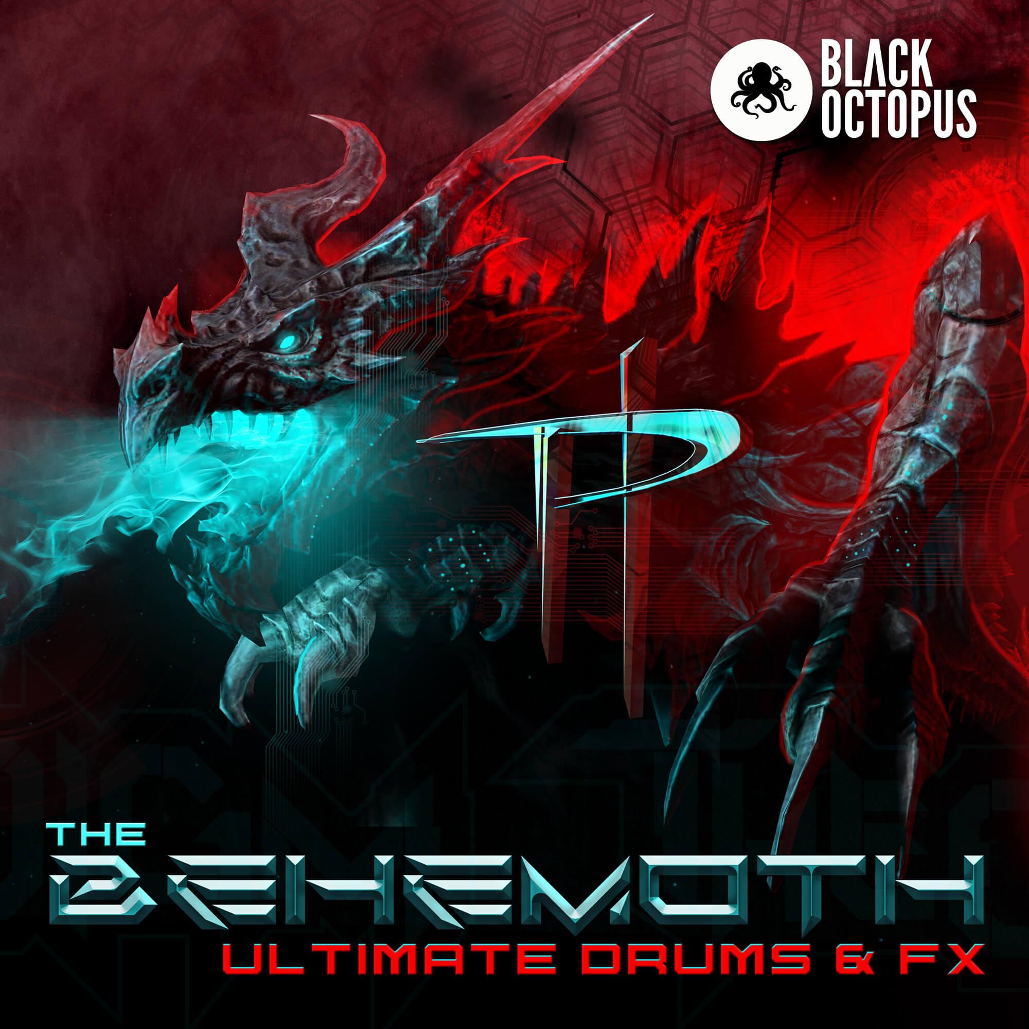 Behemoth Ultimate Drums Black Octopus Drum Samples Adsr