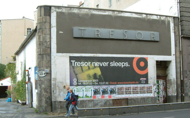 Tresor Club Berlin (Old)