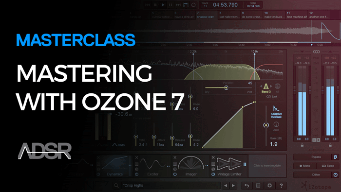 Mastering With Ozone 7