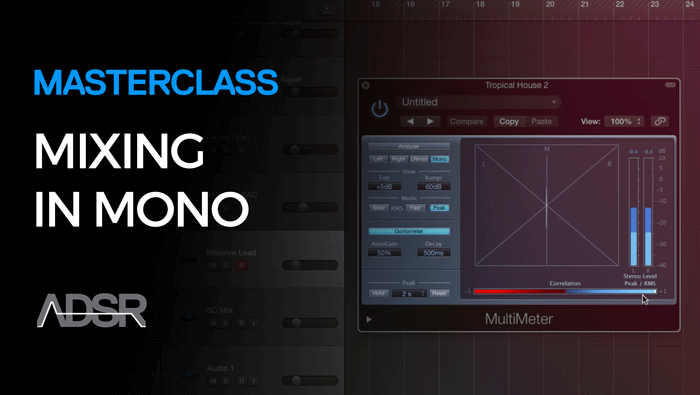 Mixing In Mono – Essential Skills