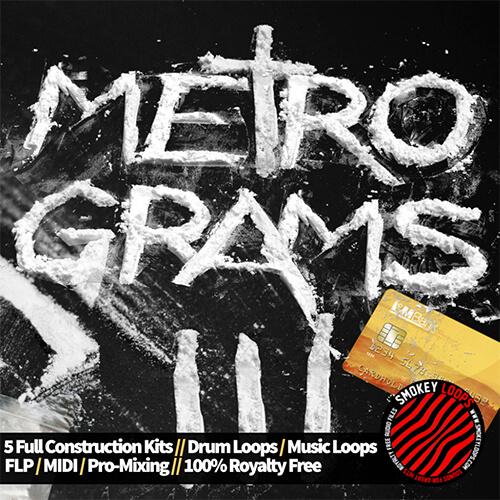 Metro Grams Vol.3