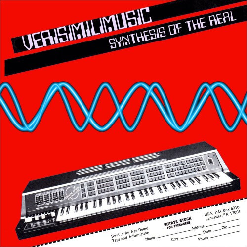 Verisimilimusic: Synthesis of the Real