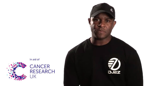 DJ EZ Plays 24 Hour Set in aid of Cancer Research
