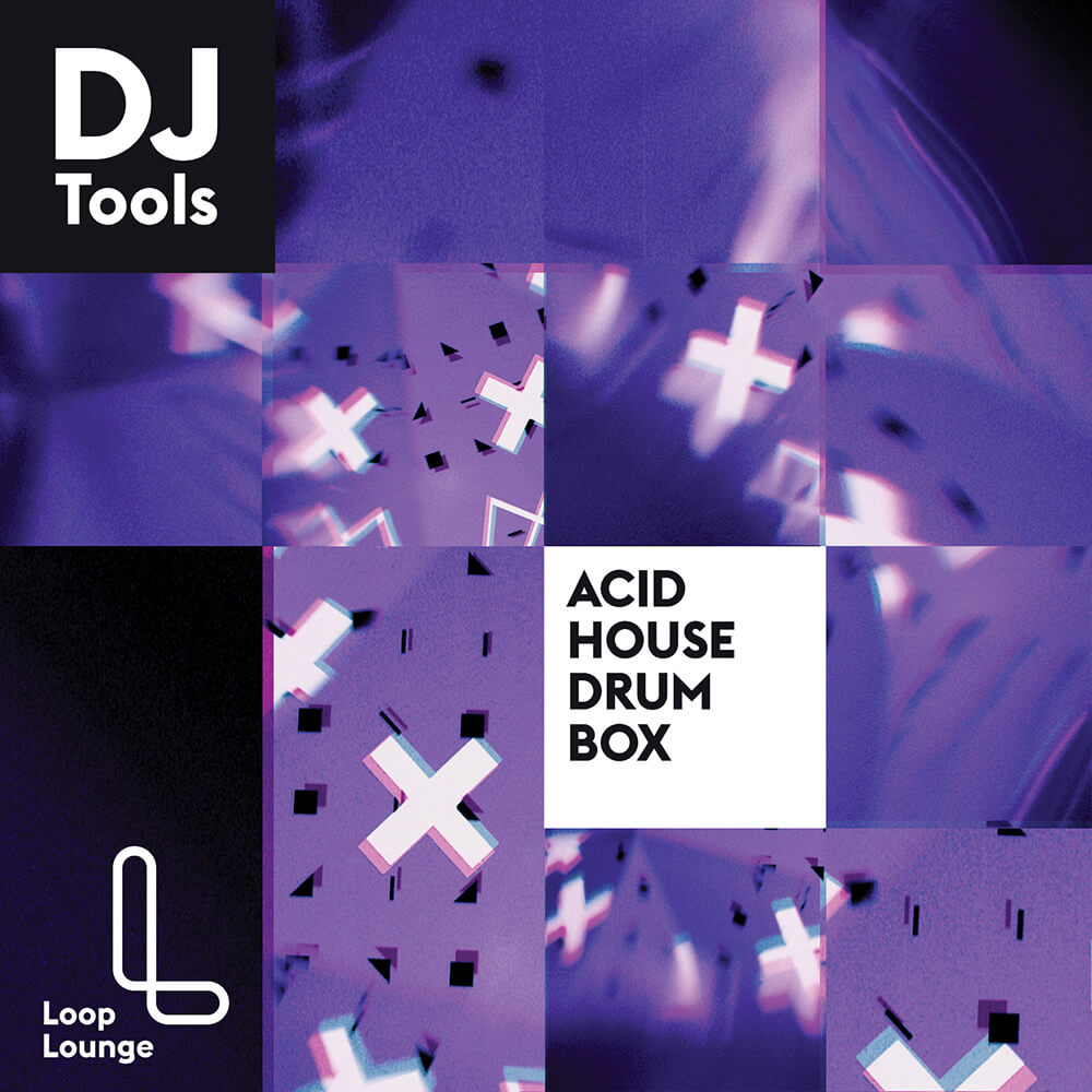 Acid House Drum Box - DJ Tools (TRAK)