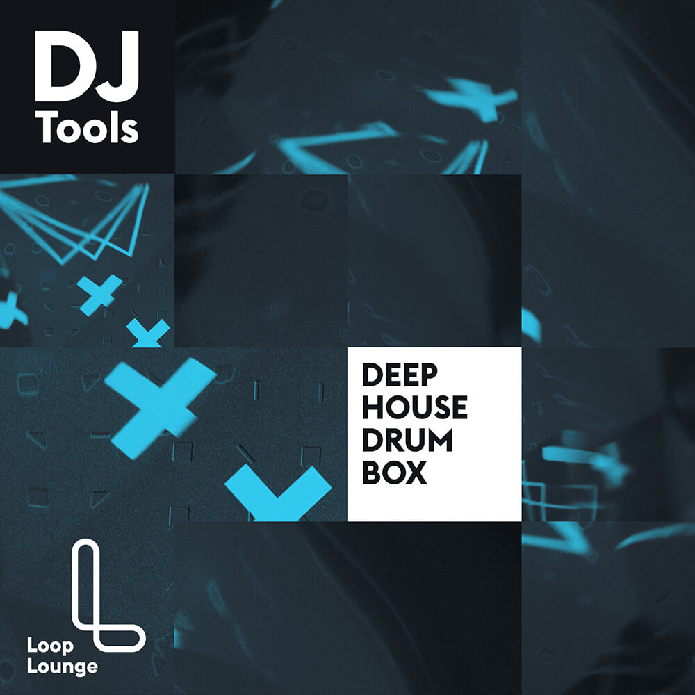 Deep House Drum Box - DJ Tools (TRAK)