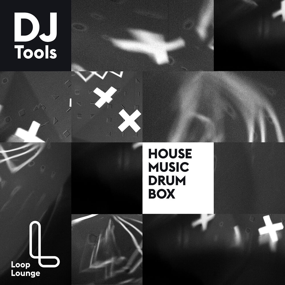 House Music Drum Box  - DJ Tools (TRAK)