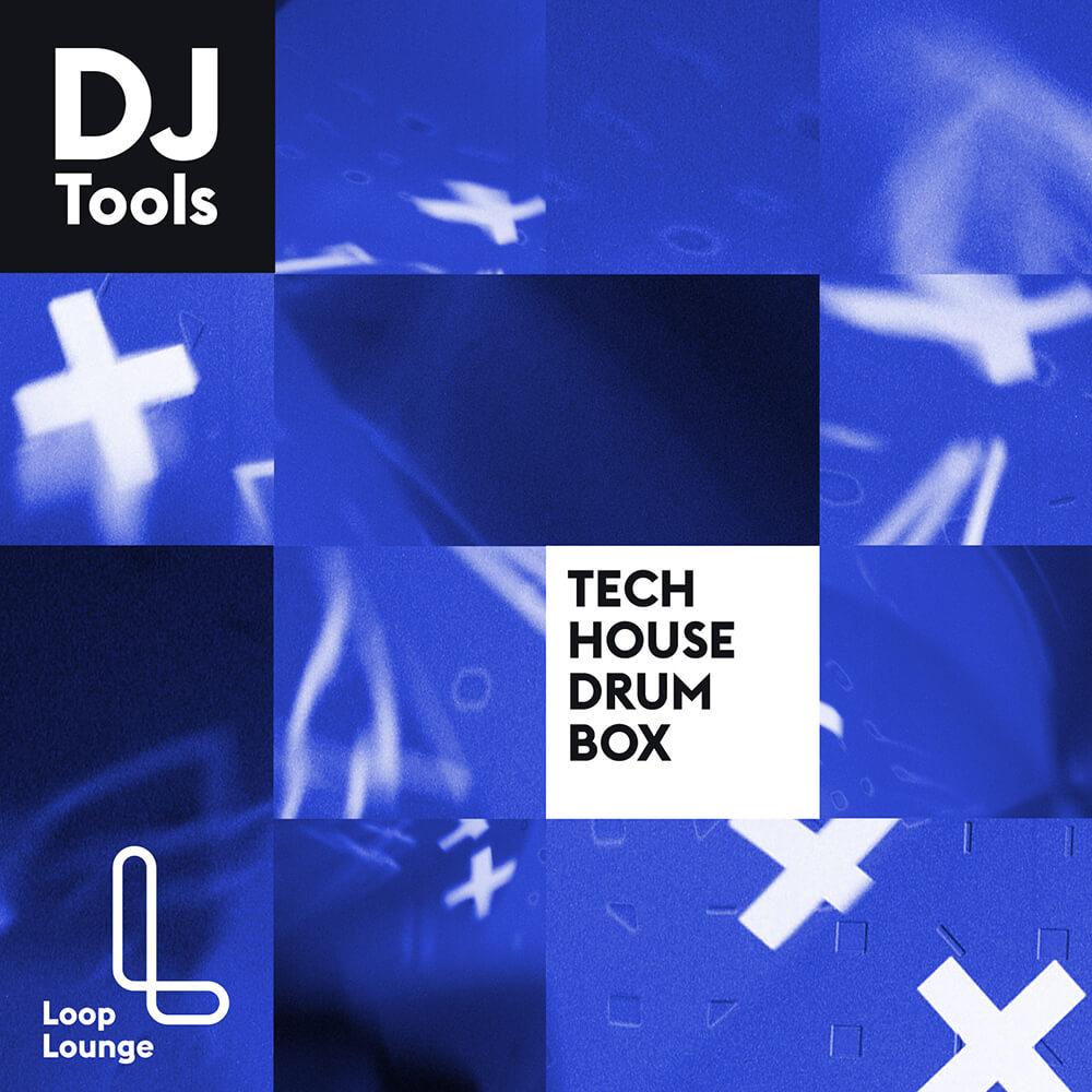 Tech House Drum Box - DJ Tools (TRAK)
